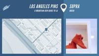 LOS ANGELES PINS -- Supra