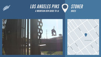 LOS ANGELES PINS -- Stoner