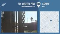LOS ANGELES PINS -- Stoner