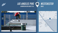 LOS ANGELES PINS -- Westchester