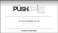 PUSHedit -- 2nd Runner Up
