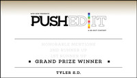PUSHedit -- Grand Prize Winner
