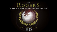TRICKIPEDIA -- Nollie Backside 180 Kickflip
