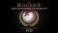 TRICKIPEDIA -- Nollie Backside 180 Kickflip