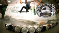 Element Street Bump & Barrel Jump -- Test Flight