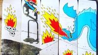 LB Project   Skateistan -- Art Exhibition