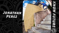 Jonathan Perez & Thunder Trucks -- Know Future