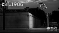 EST. '86 ETNIES -- Chapter Five