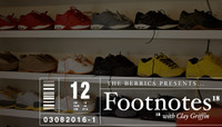 FOOTNOTES -- with Clay Griffin