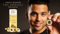 ANDALE BEARINGS -- Paul Rodriguez - Pro Rated