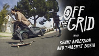 OFF THE GRID -- with Kenny Anderson & Thalente Biyela