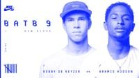 BATB 9 -- Bobby De Keyzer vs. Aramis Hudson