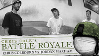 CHRIS COLE'S BATTLE ROYALE -- Chris Colbourn vs. Jordan Maxham