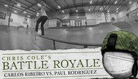 BATTLE ROYALE -- Carlos Ribeiro vs. Paul Rodriguez