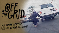 OFF THE GRID -- with Brian Peacock & Devine Calloway