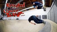 Omar Salazar Guest Board  -- Krooked Skateboarding