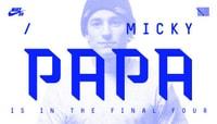 THE FINAL FOUR -- Micky Papa