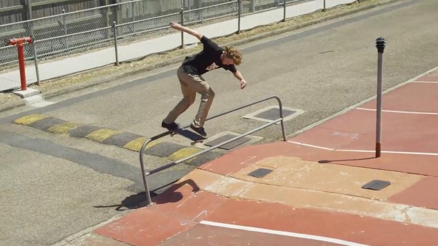 Evan Smith's A Tour of It's Own -- DC Shoes Australia