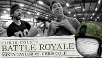 CHRIS COLE'S BATTLE ROYALE -- Mikey Taylor vs. Chris Cole