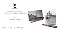 THE SKATEBOARD MAG -- Limited Edition Signature Camera Straps