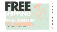 FREE SHIPPING ON ALL ORDERS -- This Weekend Only