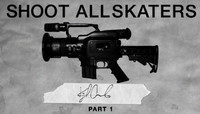 Shoot All Skaters -- Kyle Camarillo Part 1