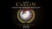 TRICKIPEDIA -- Halfcab Inward Heelflip