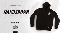 HANDSDOWN HOODIES -- Now Available In The Canteen
