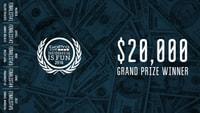 GOPRO #SKATEBOARDINGISFUN 2016 -- $20,000 Winner