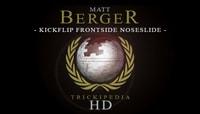 TRICKIPEDIA -- Kickflip Frontside Noseslide