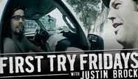 First Try Fridays Flashback -- With Justin Brock