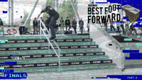 ZUMIEZ BEST FOOT FORWARD -- Finals - Part 2
