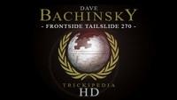 TRICKIPEDIA -- Frontside Tailslide 270