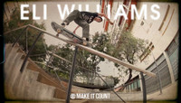 ELI WILLIAMS -- Make It Count 2016 Finals