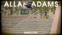 ALLAN ADAMS -- Make It Count 2016 Finals
