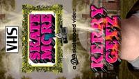 VHS - Kerry Getz -- DVS - Skate More
