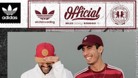 ADIDAS X OFFICIAL RELEASE PARTY 10/29 -- Miniramp Jam at the Los Angeles Flagship Store