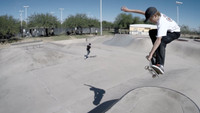 FIELD TRIP: GOODYEAR SKATEPARK, AZ -- with Keegan Palmer, Patrick Ryan, & CJ Collins