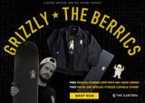 GRIZZLY X THE BERRICS -- 'SPECIAL FORCES' CAPSULE