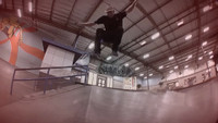 ROBBIE BROCKEL IS CONSISTENT -- Backside 360 Bigflip
