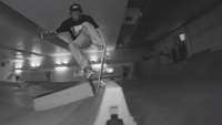 CAMPUS IN BRISTOL, ENGLAND -- DC Shoes Lock In Session with Wes Kremer