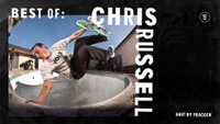 THE BEST OF CHRIS RUSSELL -- On The Skateboard Mag