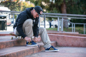TEN YEARS OF ADIDAS AND BUSENITZ -- Busenitz Vulc Ten Year Edition