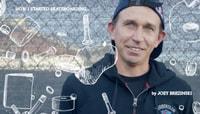 How I Started Skateboarding -- Joey Brezinski