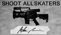SHOOT ALL SKATERS -- MIKE MANZOORI