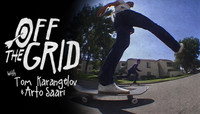 OFF THE GRID -- With Tom Karangelov & Arto Saari