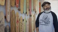 SIDEWALK SURF'S UP -- Steve Caballero