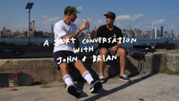 ANTIHERO'S SHORT CONVERSATION -- With John Cardiel and Brian Anderson