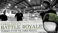 CHRIS COLE'S BATTLE ROYALE -- Tommy Fynn vs. Jake Hayes