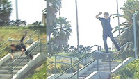 RAW REPETITION  -- Dakota Servold - Lipslide - San Pedro